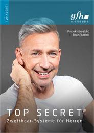 gfh katalog für top secret toupet und herren haarteile